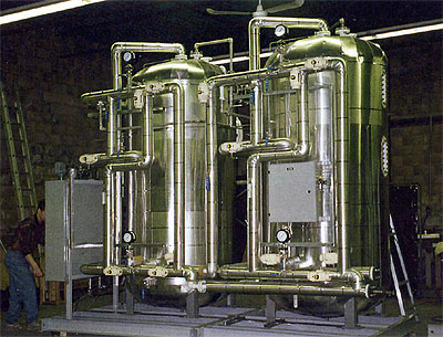 Specialty Process Demineralizer